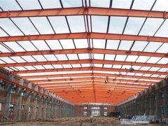 钢结构厂房工程(房盖工程)
