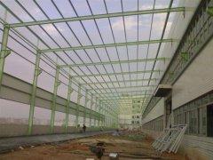 钢结构厂房工程(加建式)
