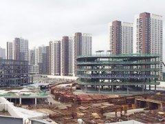 钢结构楼层搭建施工