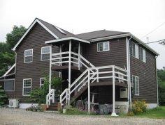钢结构住宅别墅,轻钢结构住宅