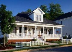 钢结构房屋别墅案例