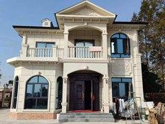 210平方2层欧式风格轻钢别墅户型