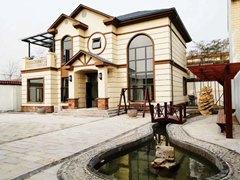 250平方中式轻钢别墅户型