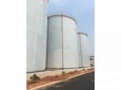 钢结构生产厂房工程