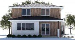 国外钢结构装配式建筑户型 含平面图