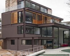 钢结构别墅建筑的优点及其趋势