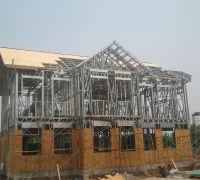 钢结构别墅的工程施工周期与流程详解