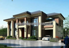 新版的中式风格别墅真是越看越好看、越看越喜欢