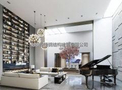 500平米独栋别墅现代风格.经典装修永恒的瞬间