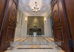 一栋500平米的美式别墅装饰推荐,简洁大气的舒适家