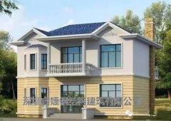 轻钢别墅建筑 塑造未来房屋完美形象