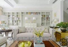 400平美式别墅内装设计,空间的温情与善意
