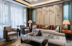 260平米新中式别墅混搭,所有细节之处显优雅!