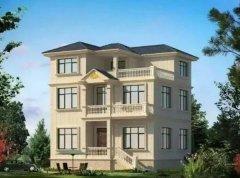 2020年三层轻钢别墅设计图纸户型