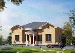 两层120平米钢结构别墅造价