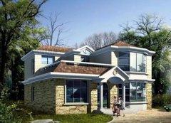 中小户型200平方轻钢别墅造价是多少