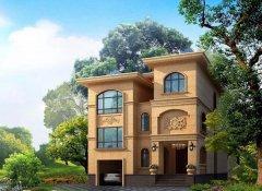 10类轻钢别墅设计风格