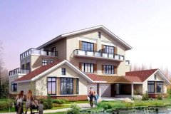 轻钢别墅推动住宅产业发展, 促进建筑更新换代!