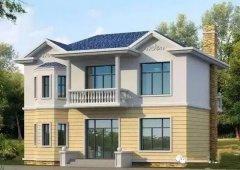 九江轻钢别墅设计施工 30万起建别墅 可抗9级地震