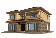 贵溪轻钢别墅设计 29万起建别墅 人人都住得起