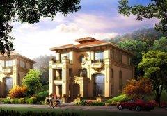 高安轻钢别墅施工 私人定制化设计 30万起建别墅