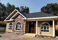 龙海轻钢别墅建筑企业 私人定制设计 30万起建别墅