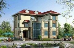 贺州轻钢别墅建筑企业 29万起建别墅 免费设计美丽新农村
