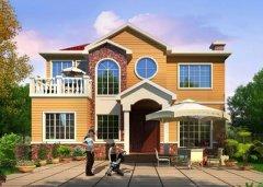 钦州轻钢别墅设计施工 抗9级地震 30天住新家