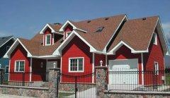 桂平轻钢别墅施工 私人定制化设计 防13级台风