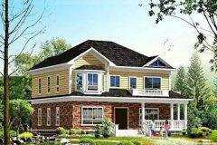万源轻钢别墅施工设计 29万起建别墅 建设美丽新农村