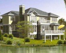 嘉兴轻钢别墅建筑施工 量身定制设计 29万起建别墅