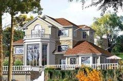 丽水轻钢别墅建筑企业 29万起建房 专业承接农村市场
