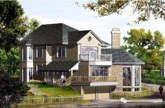 天长轻钢别墅建筑施工 抗9级地震 绿色环保免费设计