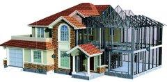 轻钢别墅建筑结构设计原则