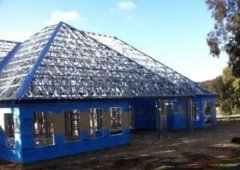 发达国家都是建这样造房子―低层轻钢别墅的应用
