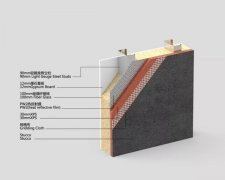 轻钢结构别墅的墙体可以挂重物吗?