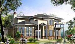 轻钢结构别墅应用于农村自建房的解决方案