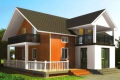 睿婕轻钢别墅成为可持续发展的新型绿色房屋