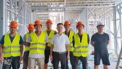 睿婕集团助力装配式建筑轻钢别墅行业健康发展