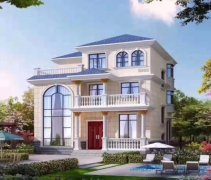 农村建一栋轻钢别墅多少钱一平方?多长时间完工?