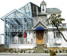 睿婕房屋科技一家真正可以分期付款建轻钢别墅的企业